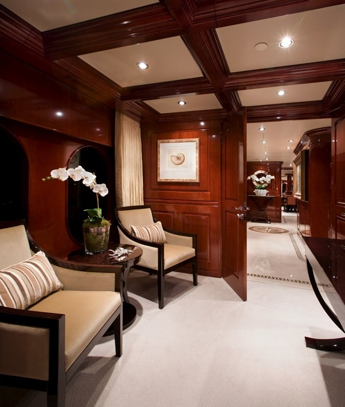 Office Looking aft