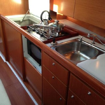 Full service galley